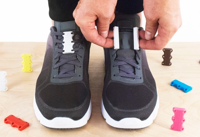 Quick Shoe Laces Kickstarter