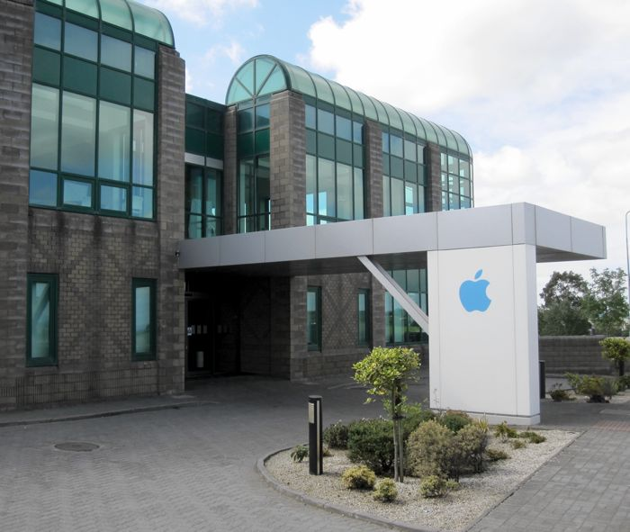 Apple HQ Ireland