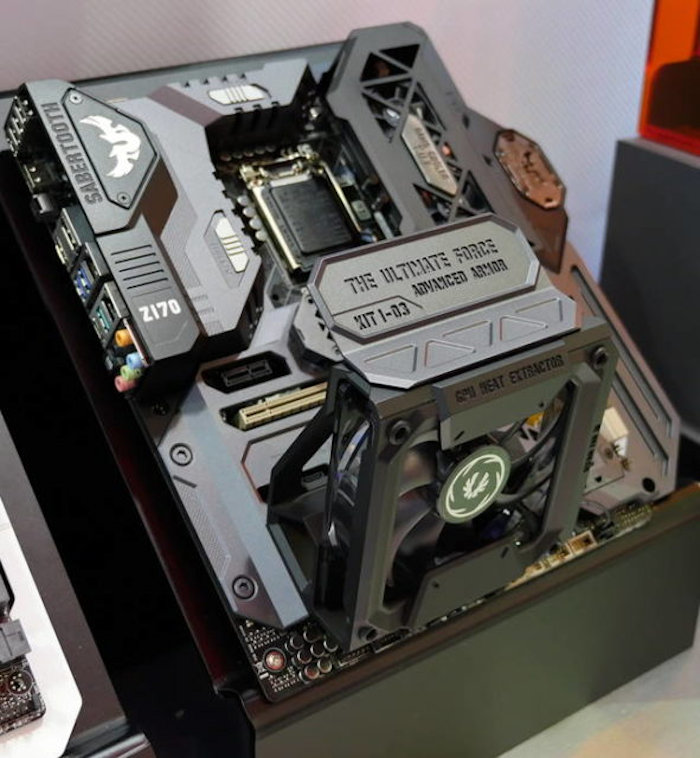 Asus Will Now Let You 3d Print Parts For Your Motherboard