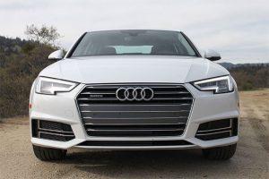 Audi's New Suspension Generates Electricity