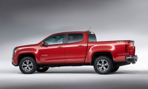 Chevrolet Colorado gets a new V6 engine and 8-speed Auto for 2017