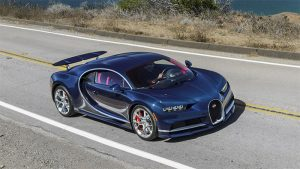 Bugatti Chiron Has 200 Rich and Lucky Buyers Already