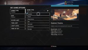 Destiny Getting Private Matches, Clans, And Tournaments Hosted By You