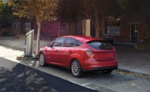 2017 Ford Focus EV Tipped for 110 Mile Range