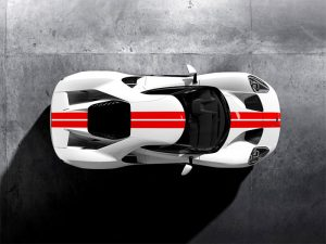 Ford GT Production Expanded to Four Years Total