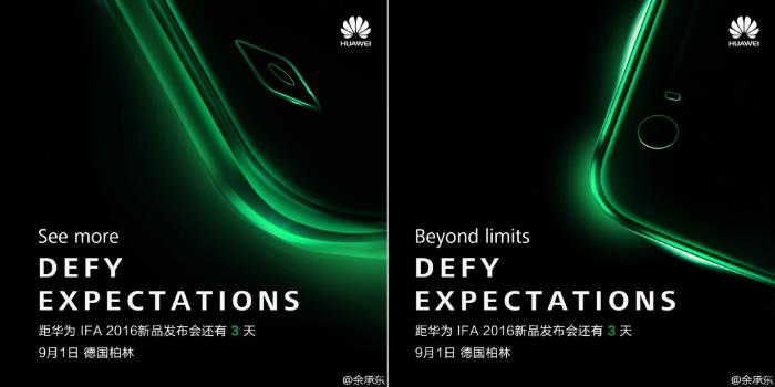 Huawei to launch two phones ahead of IFA 2016