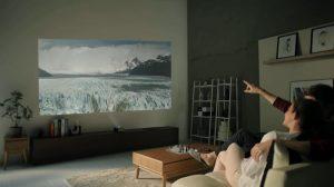 New LG Minibeam Short Throw Projectors Announced