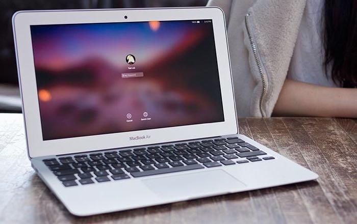 New MacBook Rumors Corroborate Touch ID, OLED