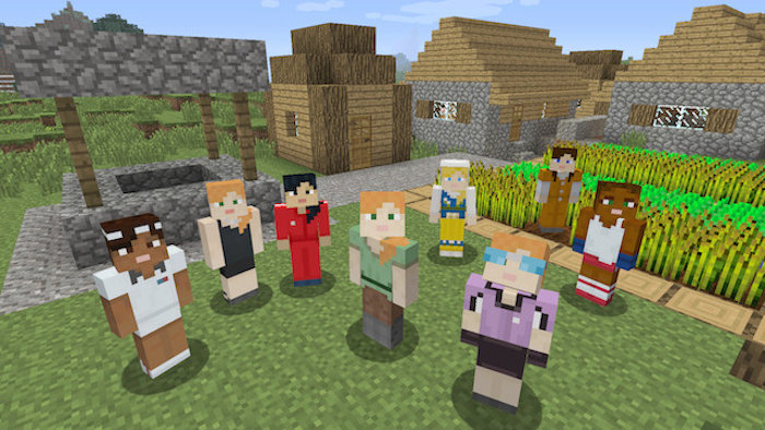 Minecraft for Oculus Rift finally launching next week