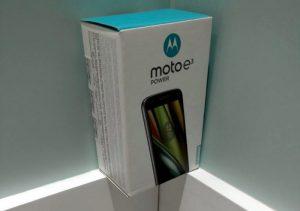 Moto E3 Power Launched In Hong Kong