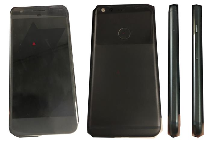 Google's upcoming Nexus S1 smiles for the camera
