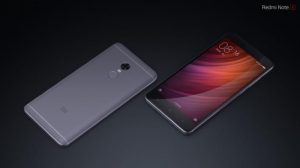 Xiaomi Redmi Note 4 Gets Official