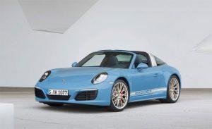 Porsche 911 Targa 4S Exclusive Design Edition Limited to 100 Units
