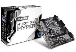 ASRock H110M-DS Hyper Affordable Gaming Motherboard Unveiled For $60