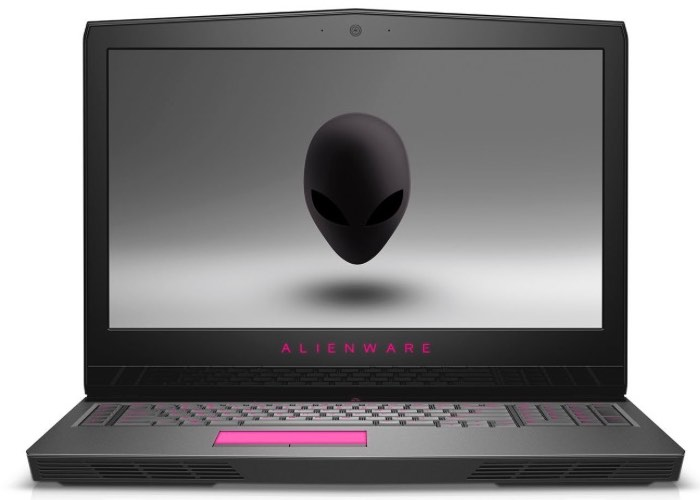 Alienware Tobii Eye Tracking