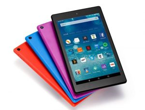 The All-New Amazon Fire HD 8 Tablet Announced