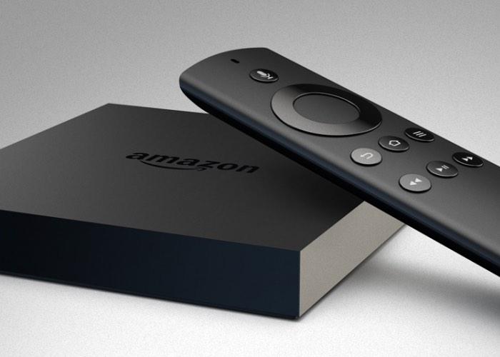 Amazon Fire TV Universal Voice