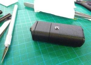 Spectroscopy Arduino WISCI Portable Spectrometer (video)