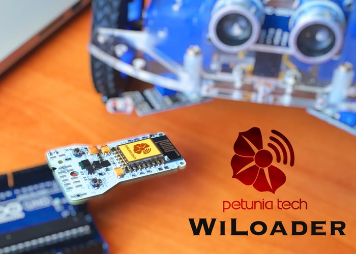 Arduino hobbyists, developers and programmers that would like to be able to remove the need to use cables to access their Arduino projects, might be interested in a new wireless