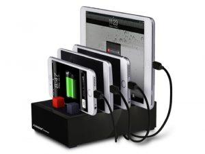 Avantree PowerHouse 4 Port Fast USB Charging Station, Save 28%