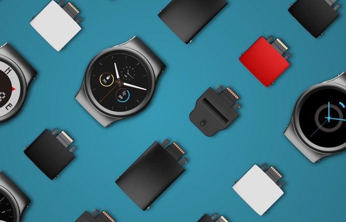 BLOCKS Modular Smartwatch Arrives At The FCC (video ...