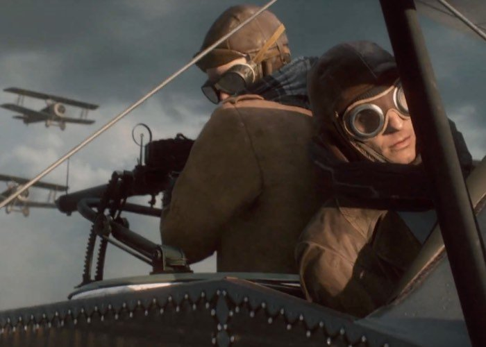 Battlefield 1 Campaign Trailer