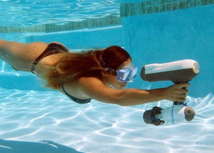 Bixpy Jet Personal Water-Jet Propulsion System