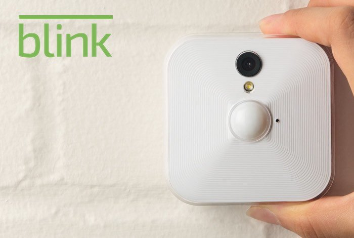 Blink Wireless Home Security Camera Battery Lasts 2 Years