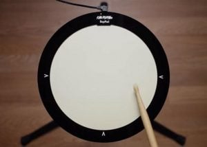 BopPad Smart Fabric Drum Pad By Keith McMillen (video)