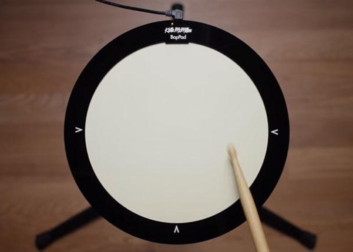 BopPad Smart Fabric Drum Pad By Keith McMillen