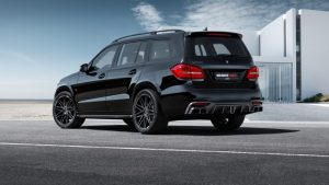 Brabus 850 XL SUV Has 850 Horsepower