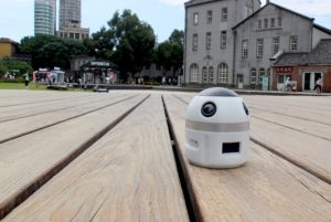CamRover 360 Degree Camera (video)