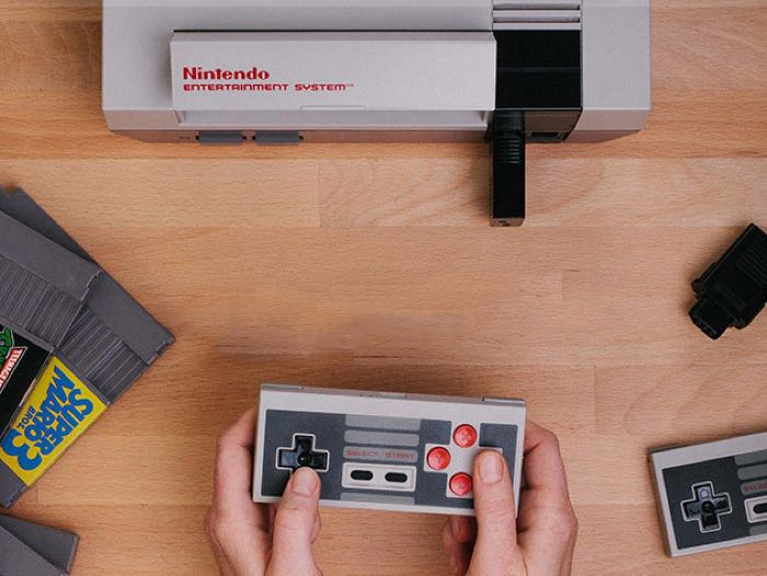 Complete NES Bluetooth Controller Kit
