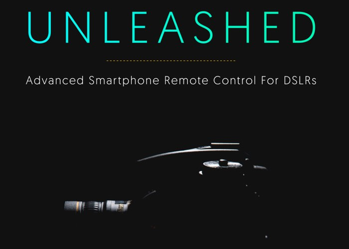 Control Your DSLR From Your Smartphone
