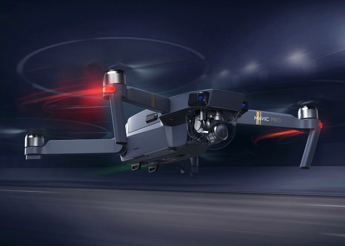 DJI Revolutionizes Personal Flight With New Mavic Pro Drone