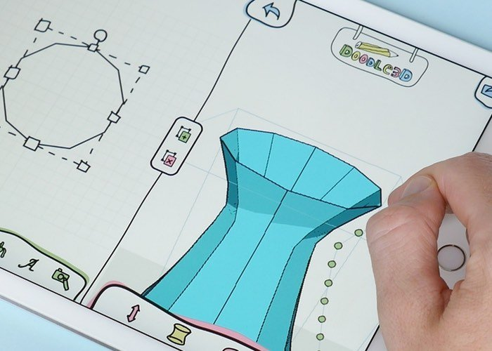 Doodle3D Transform App