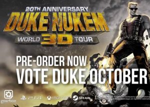 Duke Nukem 3D 20th Anniversary World Tour Now Available To Pre-Order (video)