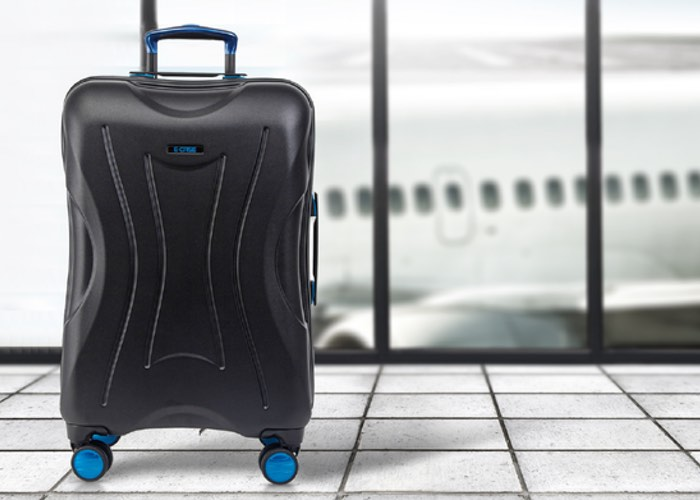 E-Case Smart Luggage
