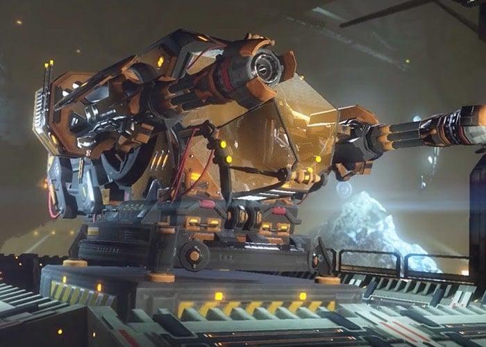 Eve Gunlock Announced For PlayStation VR