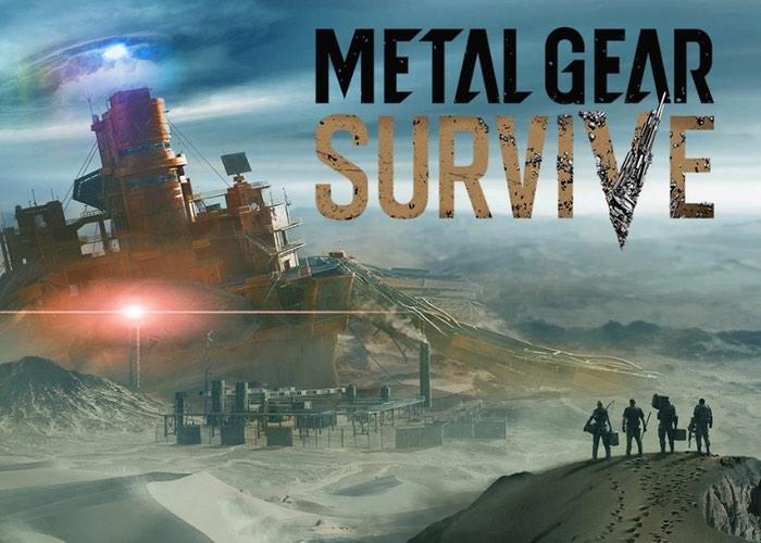 First Metal Gear Survive Gameplay