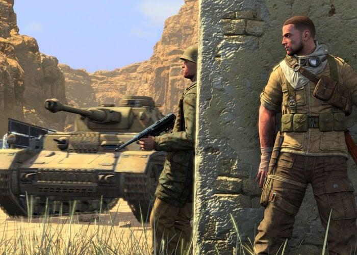 First Official Sniper Elite 4 Gameplay Teaser