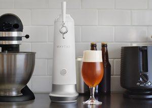 Fizzics Waytap Enhances The Taste Of Beer Using Sound Waves (video)