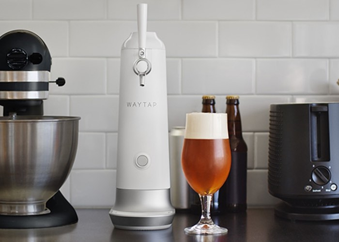 Fizzics Waytap Enhances The Taste Of Beer