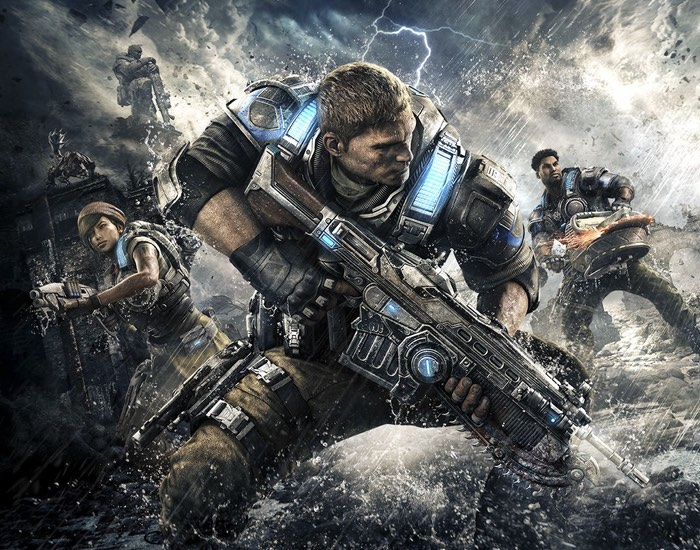 Gears of War 4 Launch Trailer