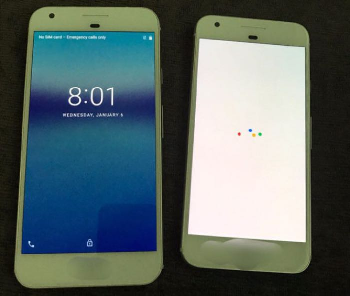 Google Pixel And Pixel XL Leaked