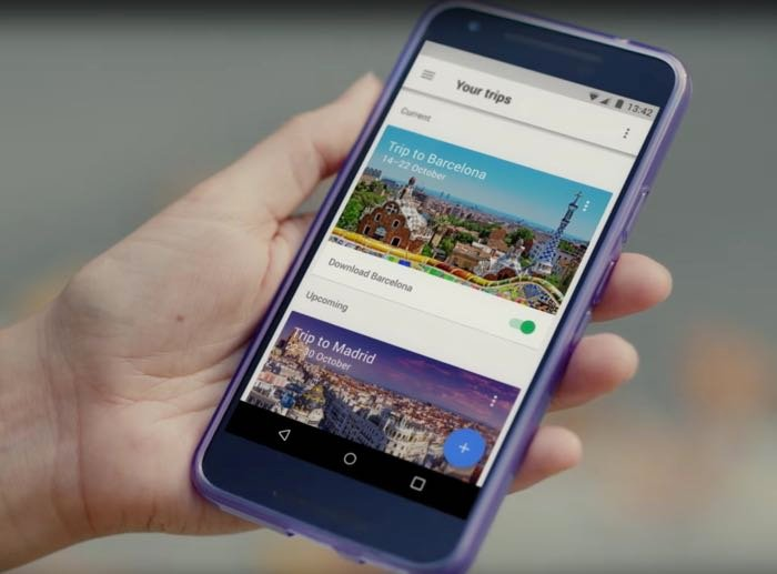 Google Trips Is A New Travel App (Video).... : Geeky ...