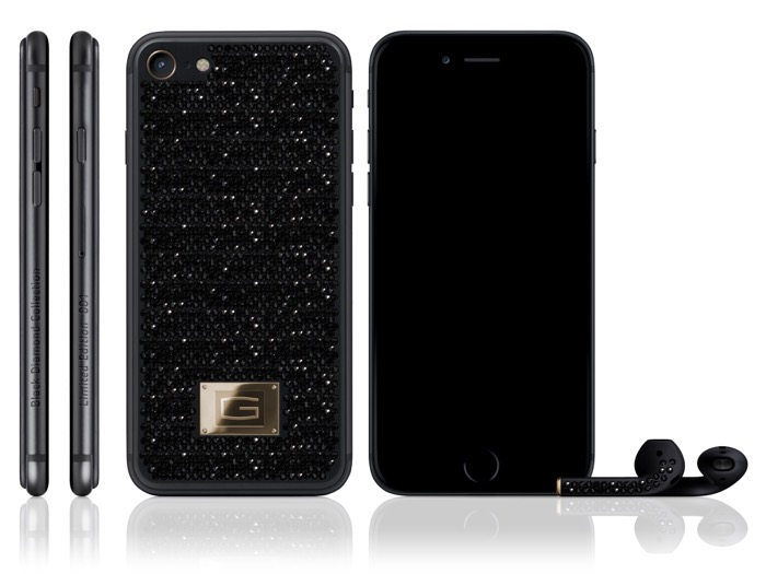 Gresso Black Diamond iPhone 7