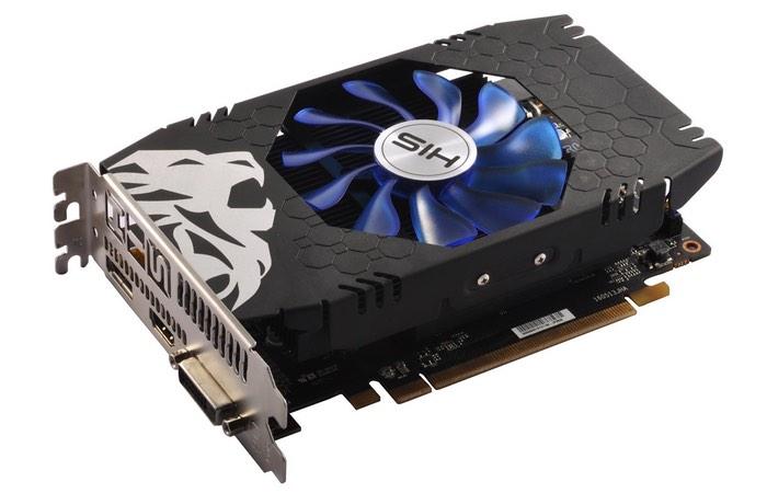 HIS Radeon RX 460 iCooler OC