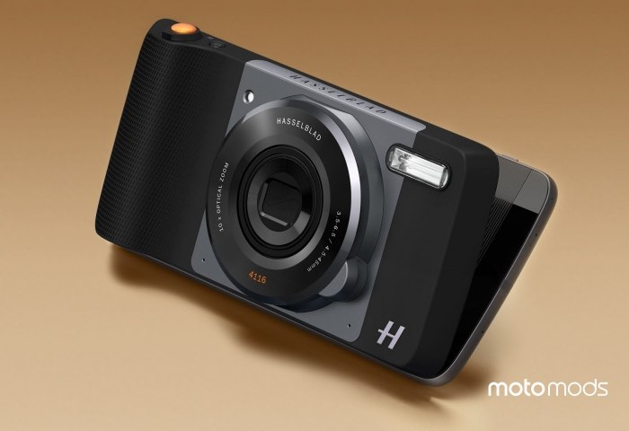 Hasselblad True Zoom Camera For Motorola Smartphones