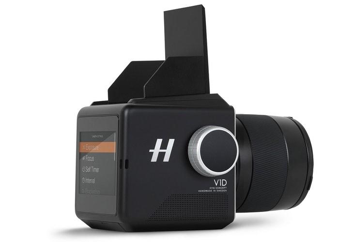 Hasselblad V1D 75 Megapixel Modular Camera Concept